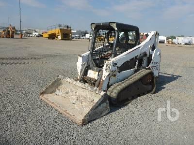 2014 BOBCAT T590 Compact Track Loader