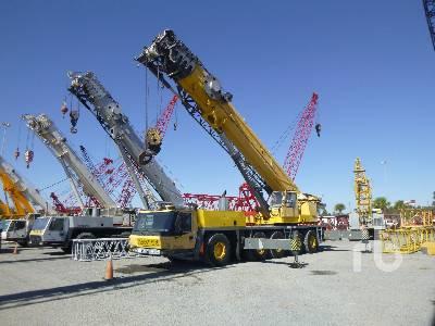 2005 GROVE GMK5240 240 Ton 10x8x10 All Terrain Crane