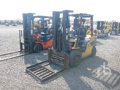 CATERPILLAR P6000 6000 Lb Forklift