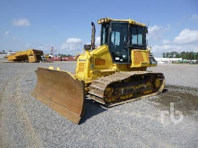 2013 KOMATSU D51PX-22 LGP Crawler Tractor