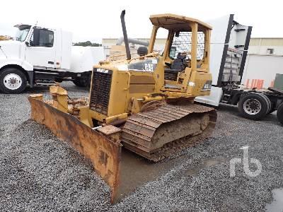 2006 CAT D3G LGP Crawler Tractor