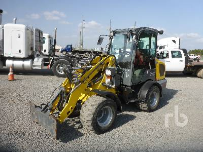 WACKER NEUSON WL32 Mini Wheel Loader