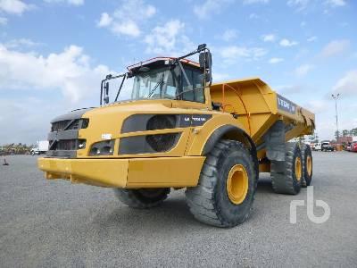 2015 VOLVO A40G Articulated Dump Truck