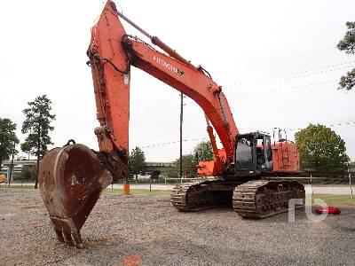 2006 HITACHI ZX650LC3 VG Hydraulic Excavator