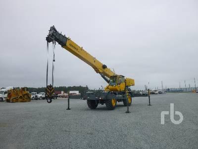2010 GROVE RT530E 30 Ton 4x4x4 Rough Terrain Crane