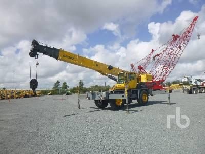 2011 GROVE RT530E-2 30 Ton 4x4 Rough Terrain Crane