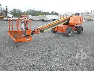 2012 JLG 600S 4x4 Boom Lift