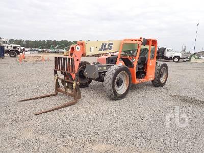 2012 JLG G642A 6000 Lb 4x4x4 Telescopic Forklift