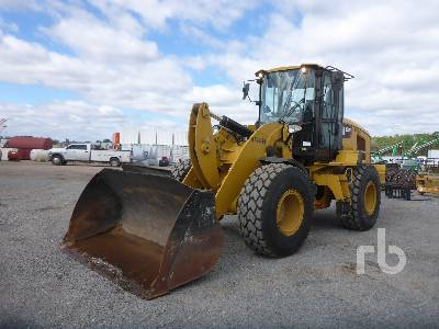 2016 CATERPILLAR 930M Wheel Loader