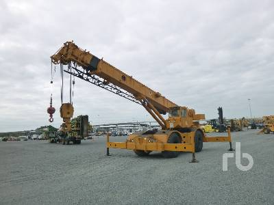 1998 GROVE RT750 50 Ton 4x4x4 Rough Terrain Crane