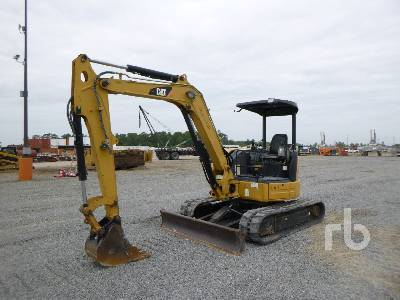 2010 CATERPILLAR 305C Mini Excavator (1 - 4.9 Tons)