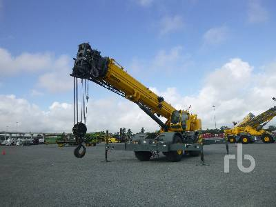 2014 GROVE RT890E 90 Ton 4x4x4 Rough Terrain Crane