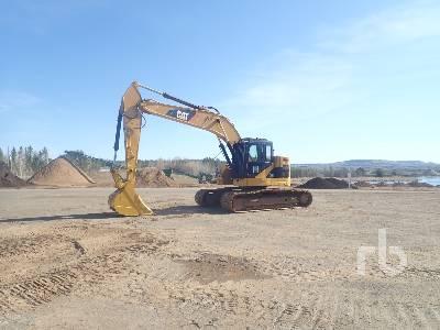 2008 CATERPILLAR 321D LCR Hydraulic Excavator