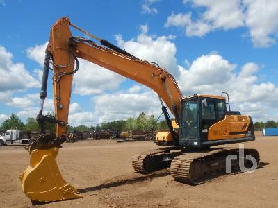 2019 HYUNDAI HX220L Hydraulic Excavator