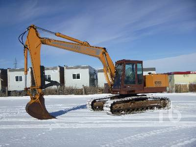 1990 CASE 1088 Long Track Hydraulic Excavator