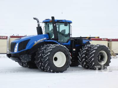 2014 NEW HOLLAND T9.560 4WD Tractor