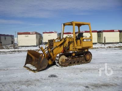 1998 JOHN DEERE 455G Crawler Tractor