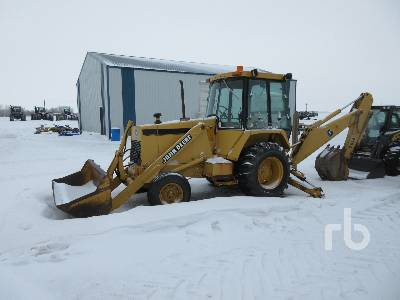 2006 CATERPILLAR 420EIT Loader Backhoe