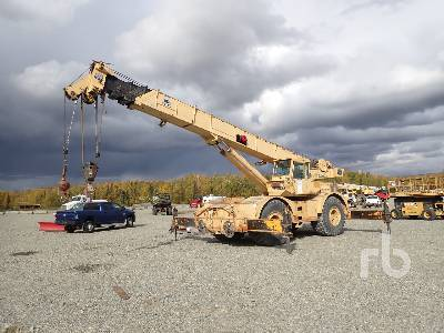 1978 GROVE RT65S 35 Ton 4x4 w/rear steer Rough Terrain Crane