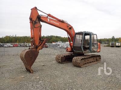 1995 HITACHI EX100-3 Hydraulic Excavator