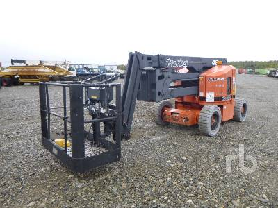 2001 SNORKEL AB46JE Electric Articulated Boom Lift