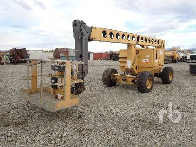 1996 GROVE AMZ68XT 4x4x4 Articulated Boom Lift