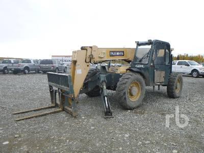 2008 GEHL RS844 8000 Lb 4x4x4 Telescopic Forklift