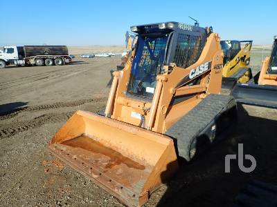 2010 CASE 445CT-3 Compact Track Loader