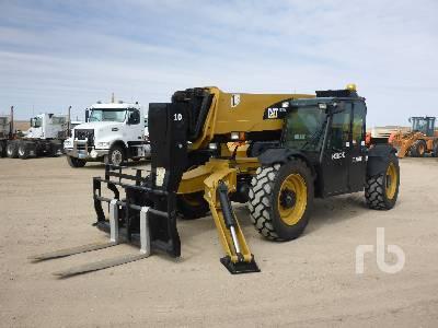 2012 CATERPILLAR TL1055C Telescopic Forklift