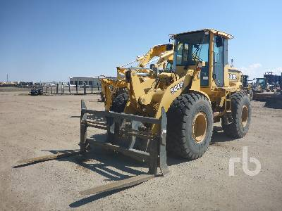 1999 JOHN DEERE 544H Wheel Loader