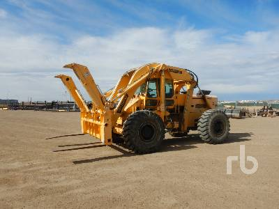 2013 PETTIBONE 204H Carry-Lift 20000 Lb 4x4 Rough Terrain Forklift