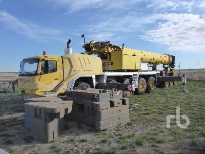 2010 GROVE GMK5165-2 165 Ton 10x8x10 All Terrain Crane