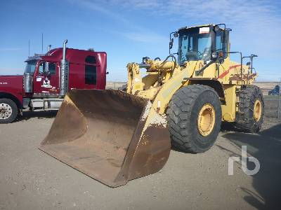 2000 NEW HOLLAND LW270 Wheel Loader