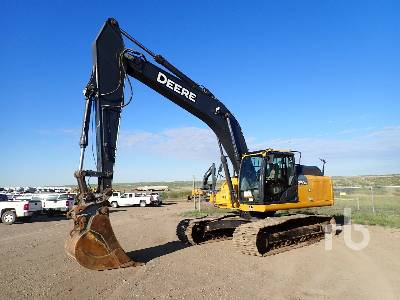2015 JOHN DEERE 250G LC Hydraulic Excavator