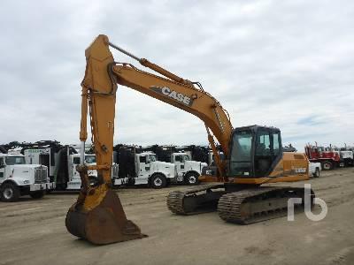 2010 CASE CX210B Hydraulic Excavator