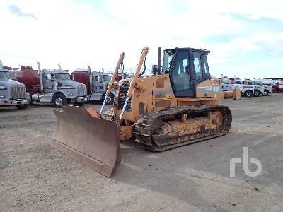2003 CASE 1850K LGP Crawler Tractor
