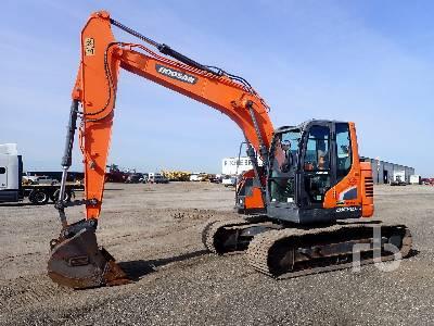 2015 DOOSAN DX140LCR-5 Hydraulic Excavator