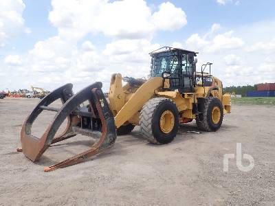 2016 CATERPILLAR 962M Wheel Loader