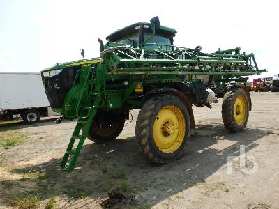 2015 JOHN DEERE 4030 100 Ft High Clearance Sprayer