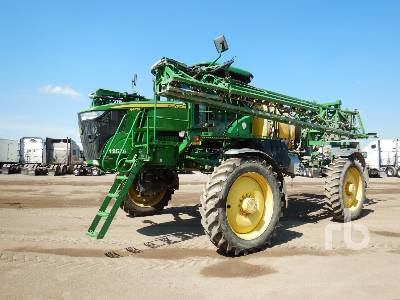 2015 JOHN DEERE 4030 90 Ft High Clearance Sprayer