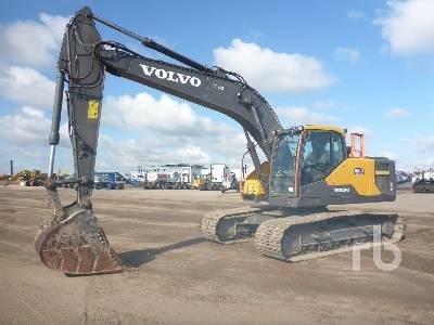 2018 VOLVO EC220EL Hydraulic Excavator