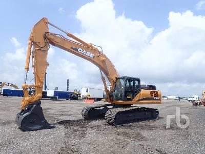 2011 CASE CX350C Hydraulic Excavator