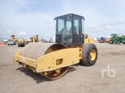 2010 CATERPILLAR CS54 Vibratory Roller