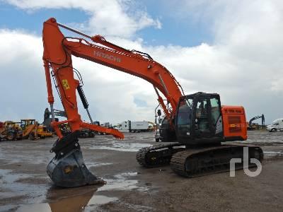 2014 HITACHI ZX225USRLC-5B Hydraulic Excavator