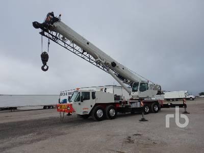 2013 LINK-BELT HTC8675 Series II 75 Ton 8x4 Hydraulic Truck Crane