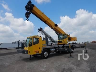 2007 GROVE TMS540E 40 Ton 6x4 Hydraulic Truck Crane