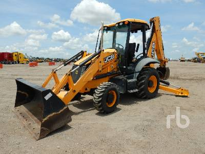 2016 JCB 3CX-14 4x4 Loader Backhoe