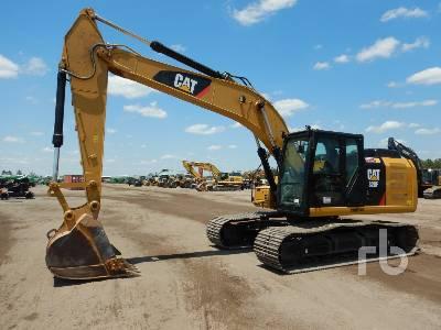 2017 CATERPILLAR 320FL Hydraulic Excavator