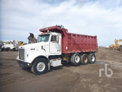 2005 PETERBILT 357 Dump Truck (Tri/A)