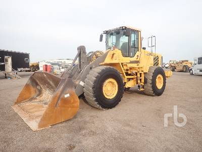 2010 VOLVO L150F Wheel Loader